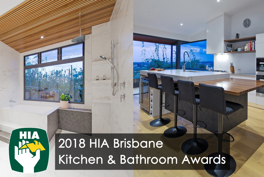 2018 HIA Bathroom & Kitchen Awards